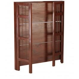 Foldable Shelf - Teakwood