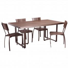 Vivian Dining Set - 6 Seater