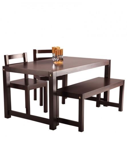 Saul Dining Set - RW & Veneer