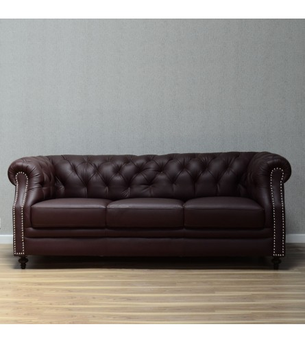 Abraham Three Seater Sofa