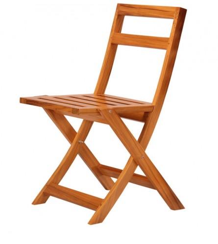 Folding Chair - Teak