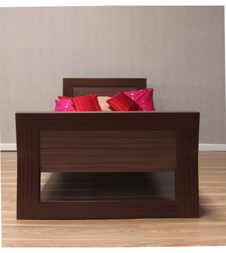 Michelle Single Size Wood Bed