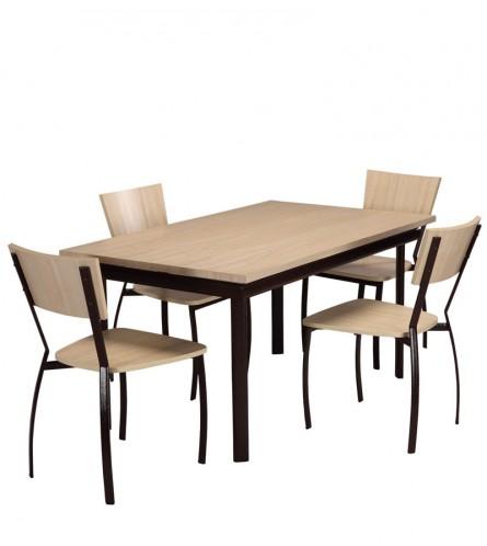 Maraiah Dining Set - Laminated