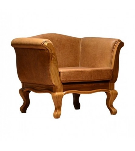 Matilda Leather Couch