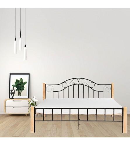 Cinq Queen Size Metal Bed