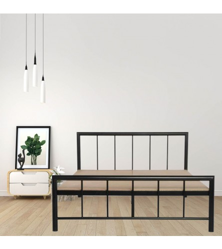Myst Queen Size Metal Bed