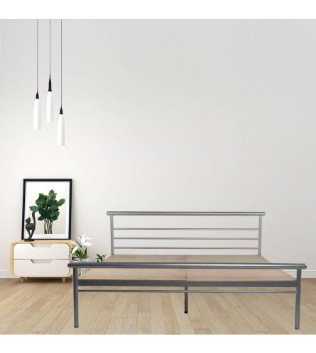 Niveh King Size Metal Bed