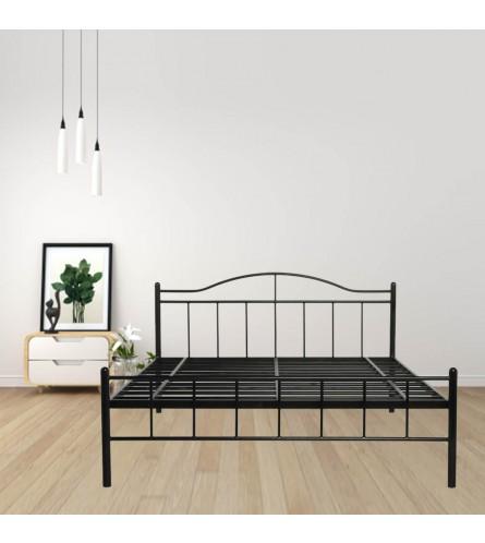 Svelte King Size Metal Bed