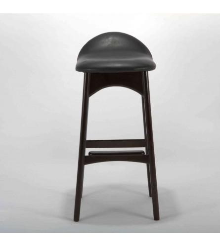 Nordic Bar Stool - Leatherette
