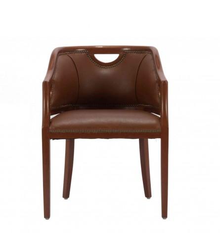 Regal Chair - Mahogany