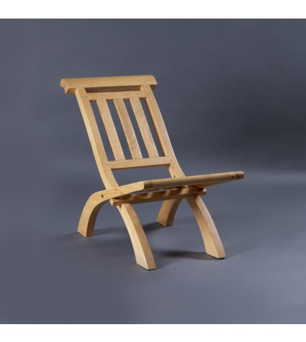 Folding Chair - Rubberwood