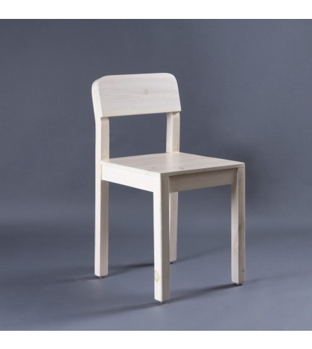 Sven Solid Wood Chair - Natural