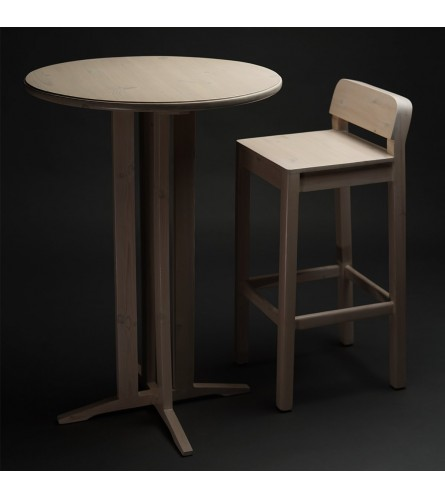 Sven High Table - Natural