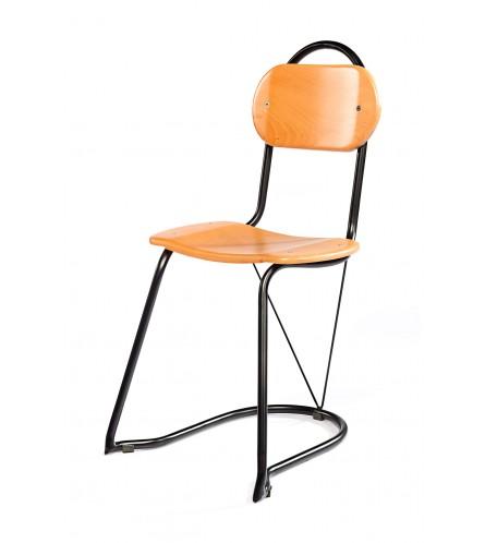 U-Nest Chair Steam Beech