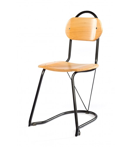 U-Nest Chair White Ash