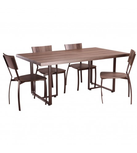 Vivian Dining Set - 6 Seater