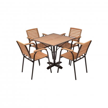 Milano Dining Set - Square