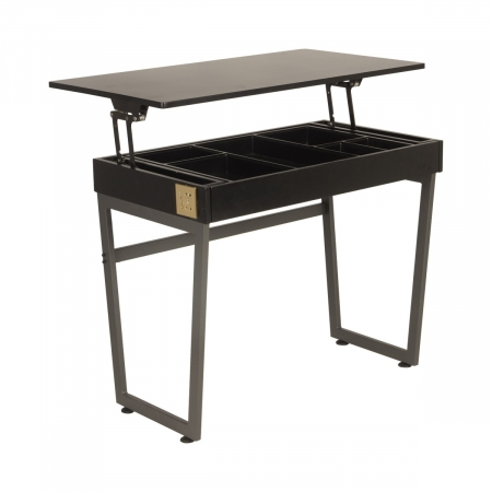 Mr Raven Height Adjustable Computer Table - Standard