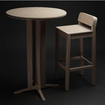 Sven High Table - Natural