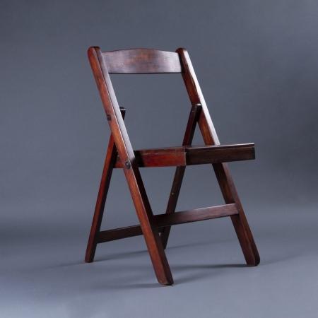 Theatre Solid Teak Wood Chair