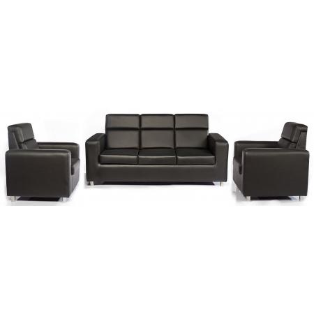 Oasis Sofa Set (3 + 1 + 1)