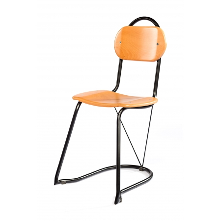 U-Nest Chair Steam Beech