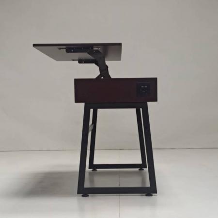 Miz Rose Height Adjustable Computer Table - Standard